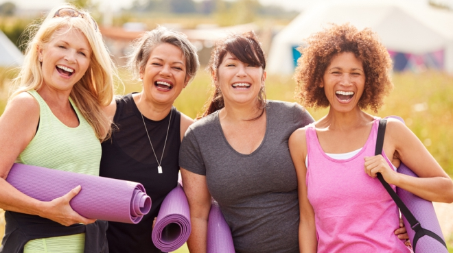 Benefits of yoga retreat