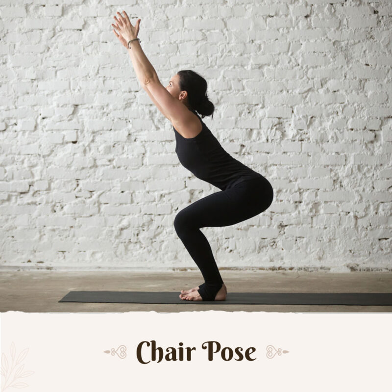 Chair Pose