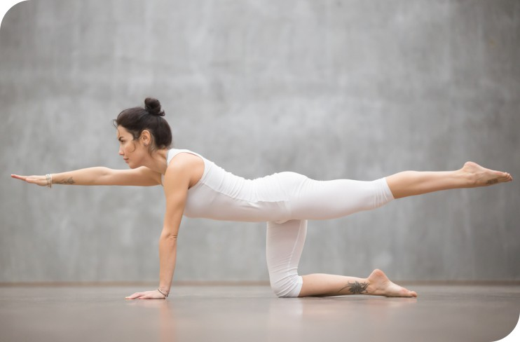 YOGA FOR WEIGHT LOSS 5 POWERFUL POSTURES TO GET BACK IN SHAPE