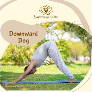 downward dog for back pain