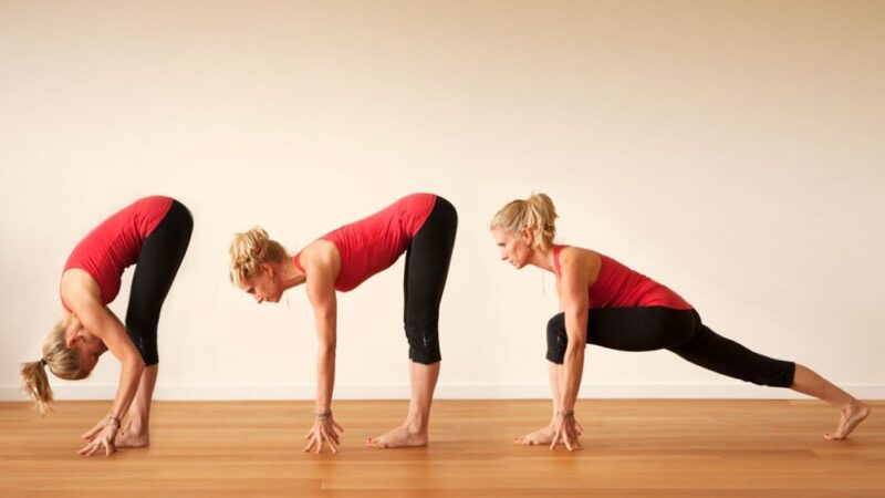 How to Lose Weight Through Sun Salutations