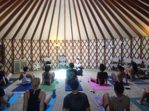 yoga alliance community
