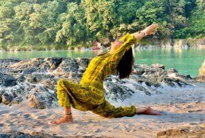 Restorative Yoga Teacher Training Rishikesh