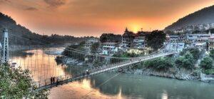Why Rishikesh, India