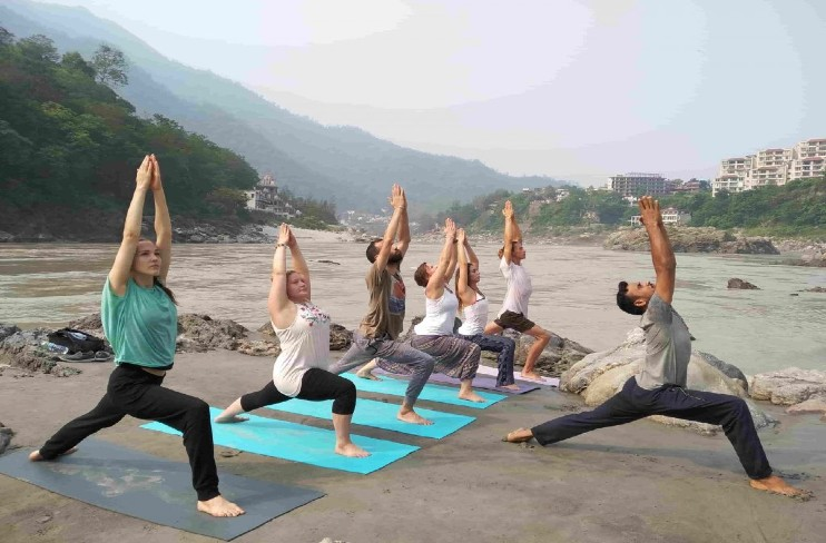 Rehabilitate With Restorative Yoga Teacher Training Rishikesh