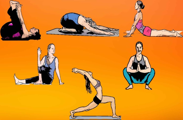 5 Yoga Poses to Relieve Constipation