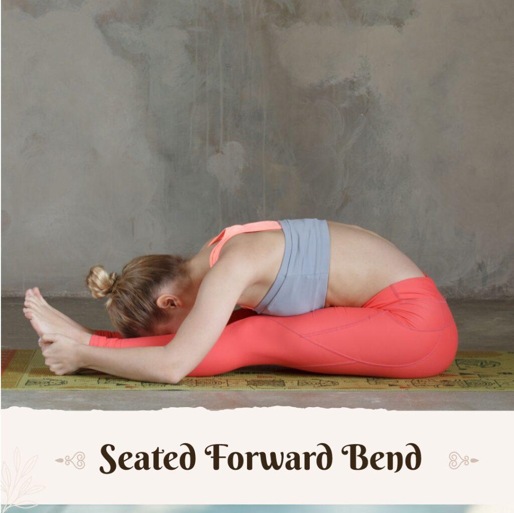 Seated Forward Bend