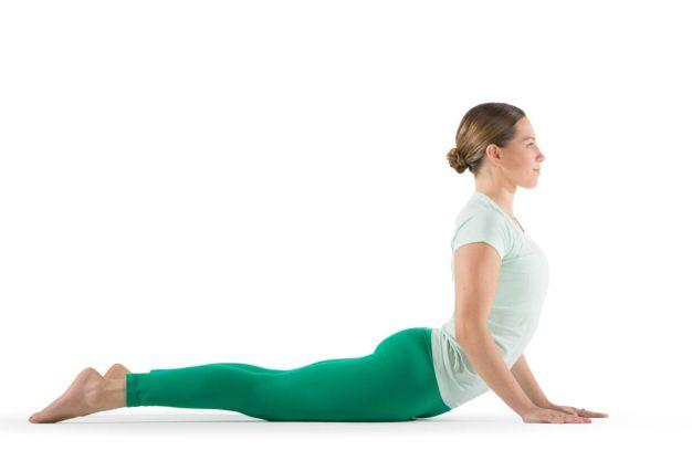 Cobra Yoga Poses to Balance Pitta