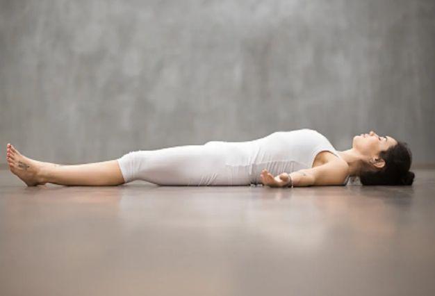 Corpse Yoga Poses to Balance Vata