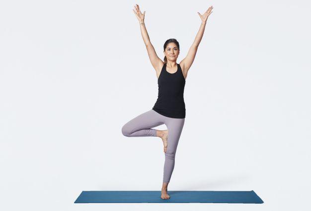 Tree Yoga Poses to Balance Vata