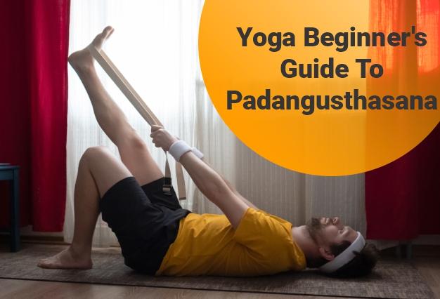 padangusthasana yoga pose